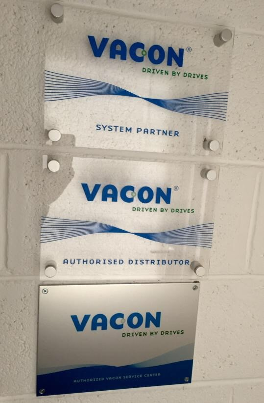 DD Electrical is a fully recognised Vacon Drives Sales, Service & System Partner for Ireland.